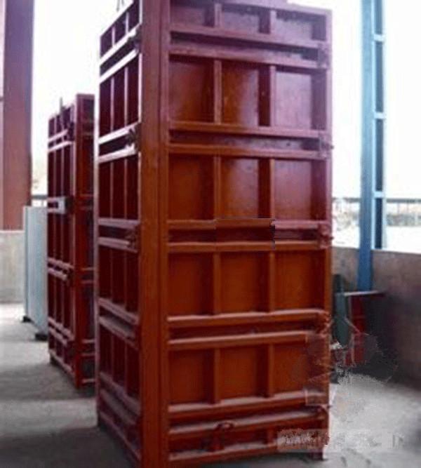方柱模板 钢模板
