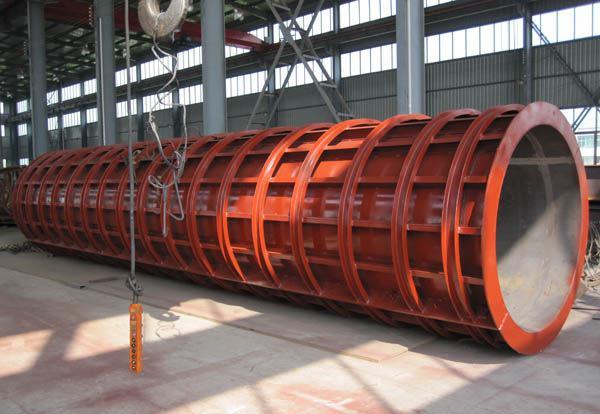 圆柱钢模板厂家