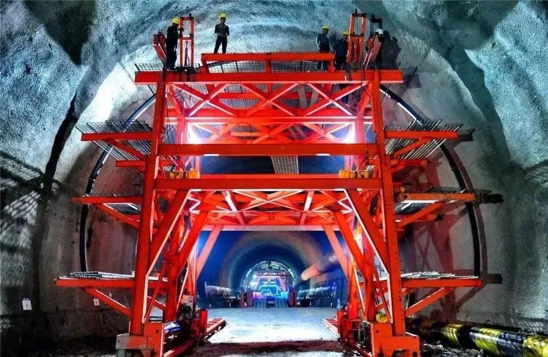 呼市隧道钢模板
