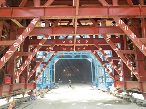 内蒙古隧道模板