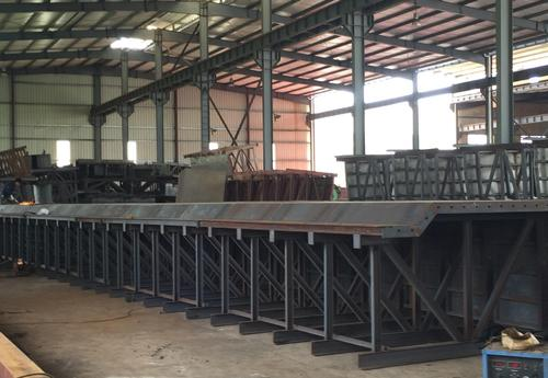 挂篮模板-桥梁钢模板定制