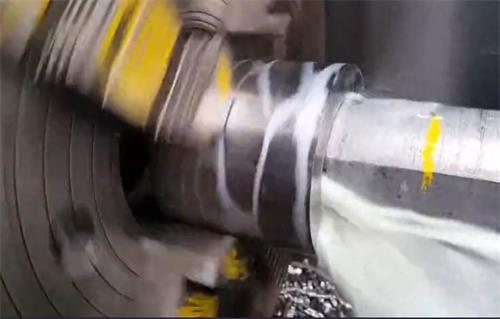 圆柱钢模板加工制作细节视频展示