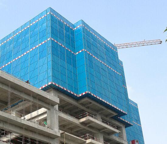 关于成都爬架施工的注意事项及使用流程