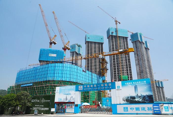 全钢架合作客户:中国建筑**建筑集团有限公司