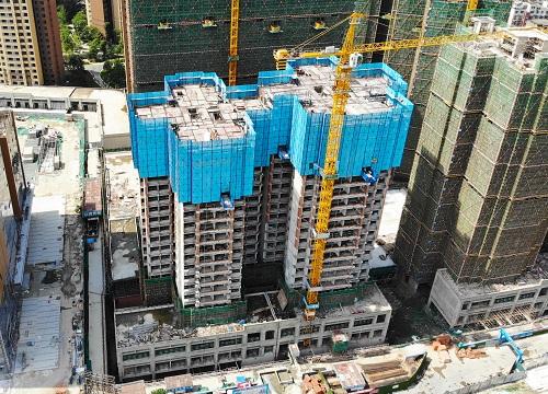 四川新一轮建设---汇景新城