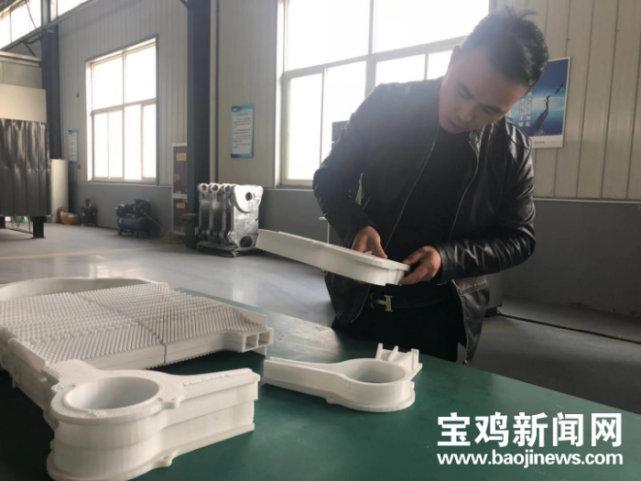 维纳霍斯(中国)热能设备智能车间