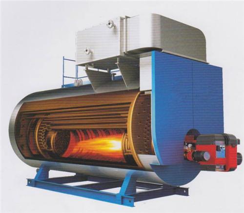 和盛:燃气锅炉的几大优点