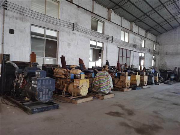 郑州发电机出租