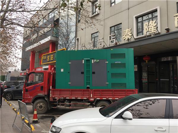 郑州发电机维修电话