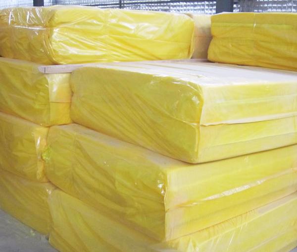 陕西玻璃丝棉板应用案例