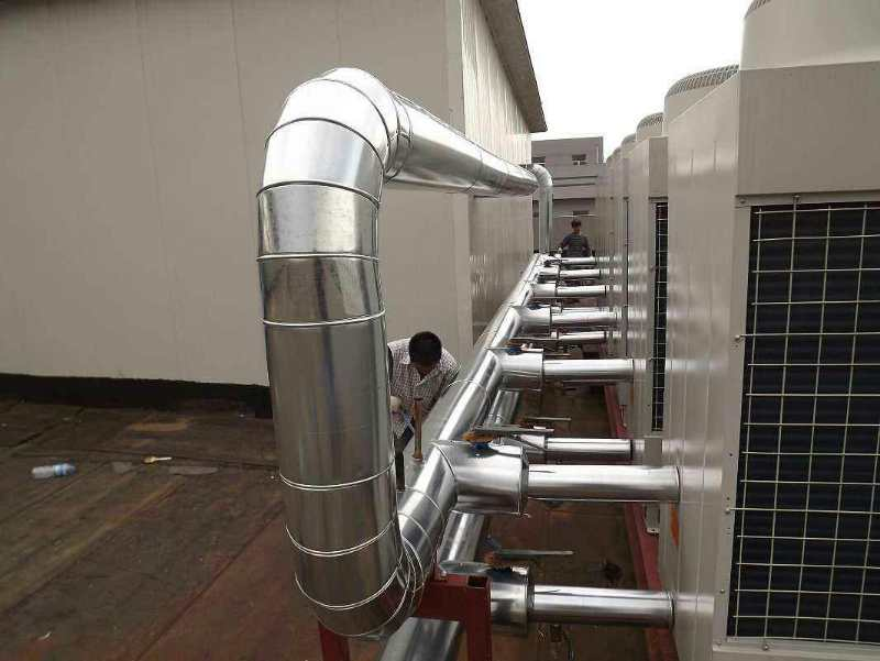 陕西铁皮管道保温工程