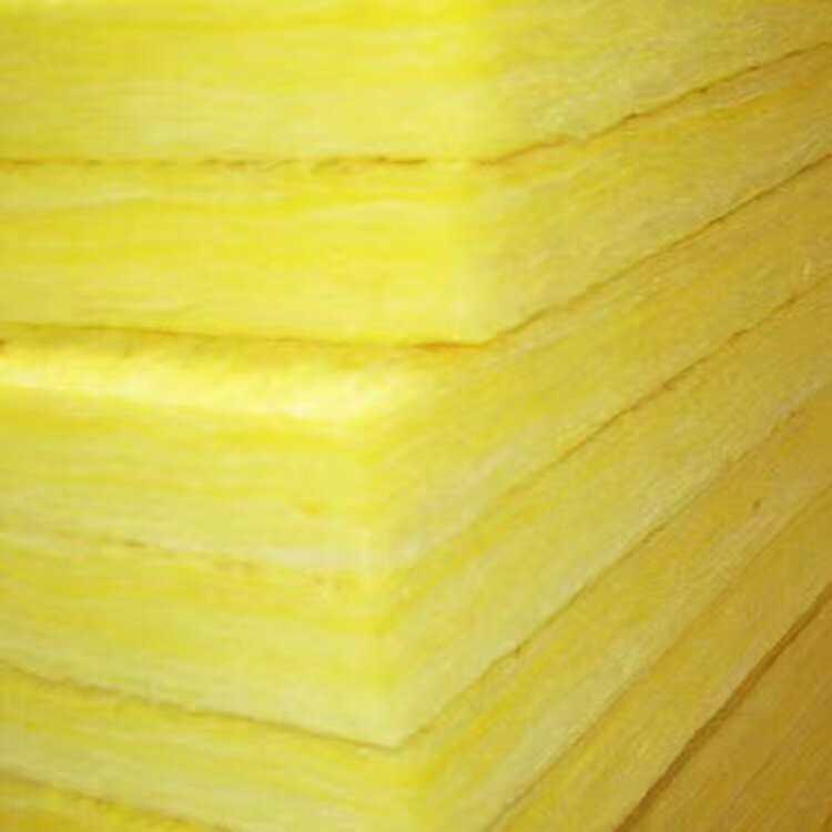 玻璃丝棉性能优势以及玻璃丝棉板安装要点!