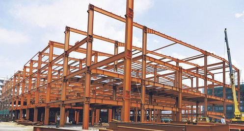 为什么学校建设要选择装配式钢结构建筑?