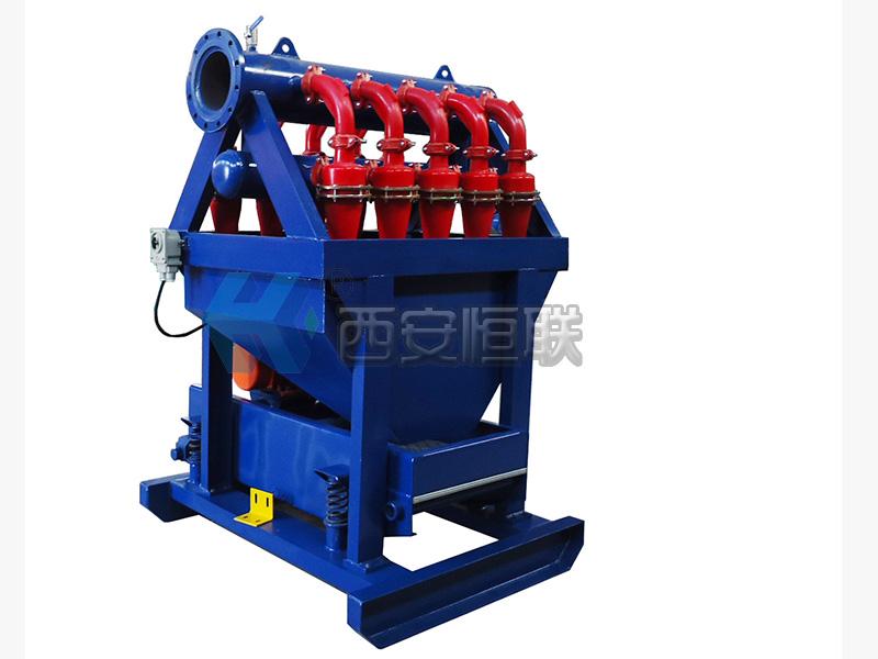 西安恒联石油设备来教大家钻井液固控设备的使用和保养方法