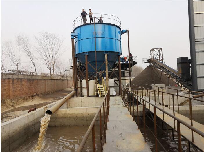 联石油设备向你讲解泥浆净化机应用于施工废弃泥浆处理?