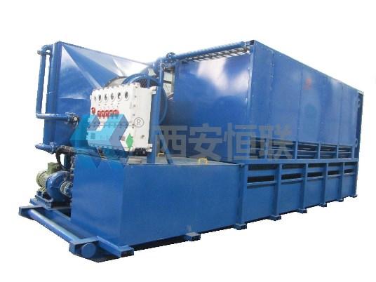钻井液冷却系统