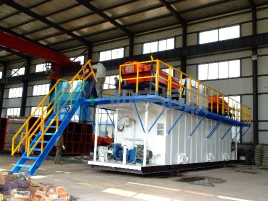重金石回收系统
