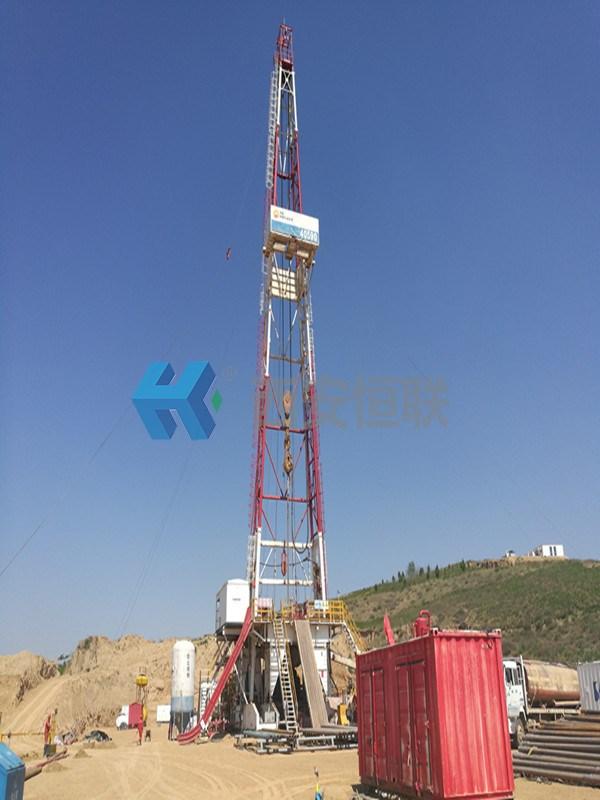 油田钻井固控设备应用案例