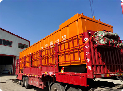 HYG高架柴油罐发货