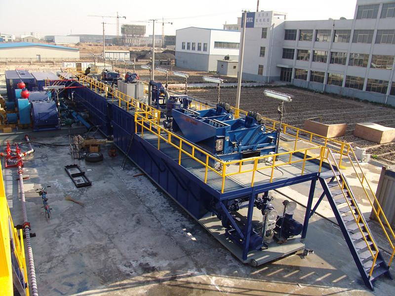 油田固控系统应用案例
