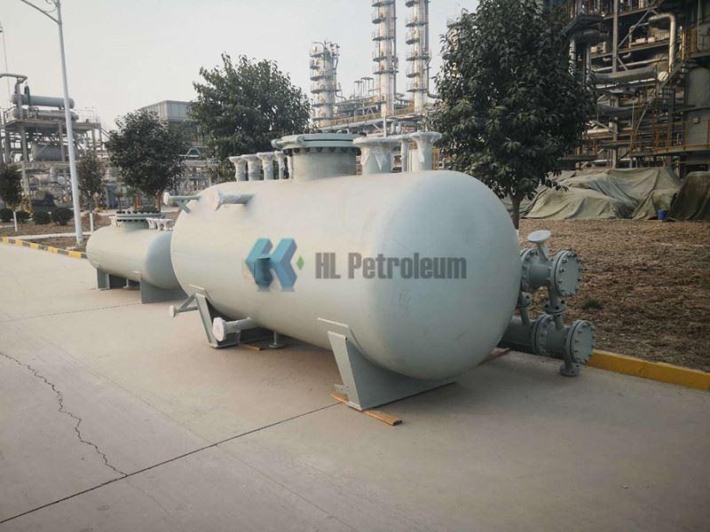 油水气三相分离器