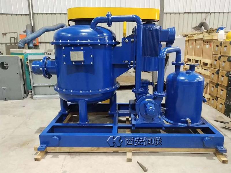 真空式除气器的工作原理是什么?