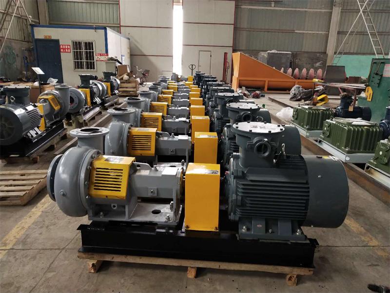SB5×6砂泵产品发货图