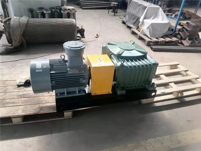 18.5kw轴连式泥浆搅拌器