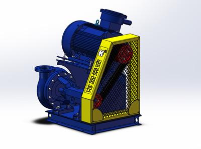 HJQ5×6J泥浆剪切泵