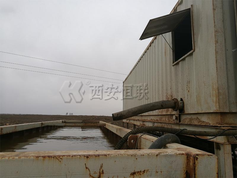 河道淤泥处理设备