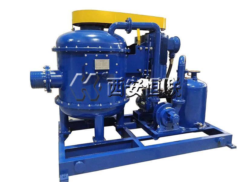 真空除气器启动后有异样声音或有强烈振动现象的原因及排除方法