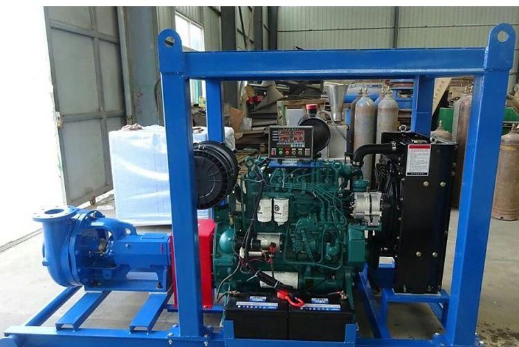 柴油机驱动砂泵