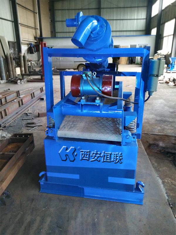 除砂器在钻井液固相控制系统中属于几级固控设备