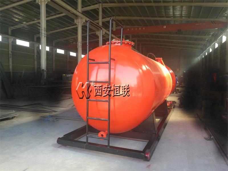 高架柴油罐