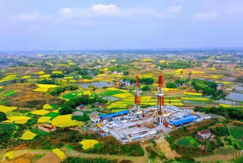中国石化西南石油局上半年产气38亿方,同比增长19.5%