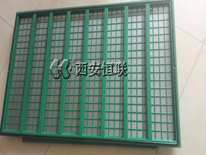 钢结构框架筛网