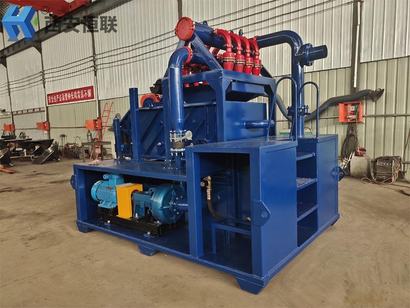 HMC80泥浆净化装置