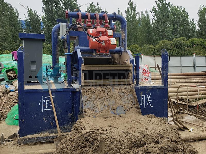 泥浆净化装置