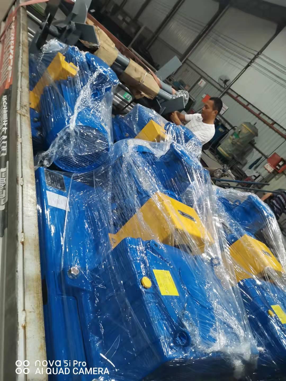 恒联4台11kw泥浆搅拌器发往甘肃庆阳