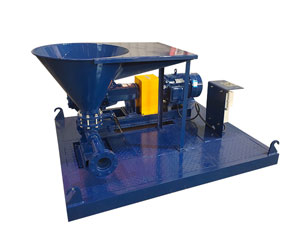 HHQ80泥浆混合器