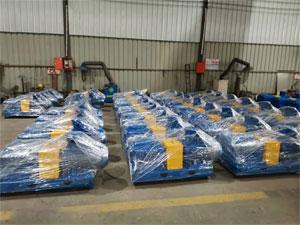 西安恒联固控15kw钻井泥浆搅拌器发货