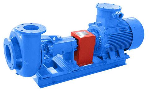 SB5×4离心砂泵