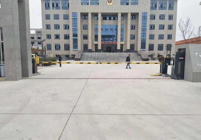 咸阳公安局高新分局