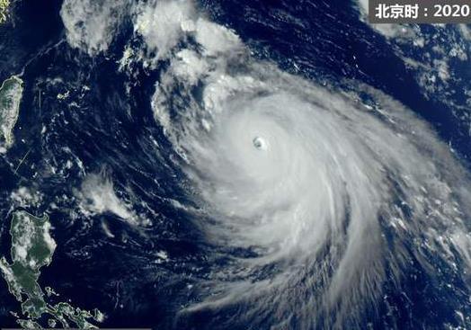 今年第10号台风预计8日凌晨移入我国吉林省