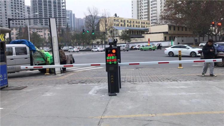 58街区停车场无人值守系统