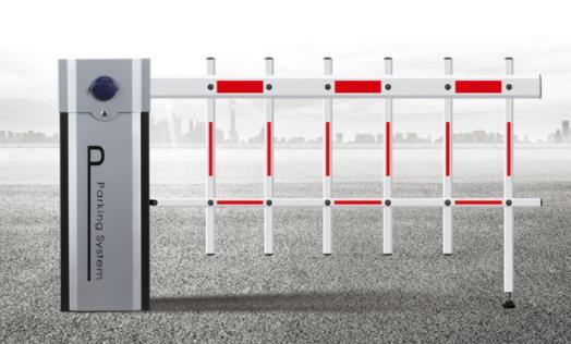 西安停车场系统道闸怎么安装呢?