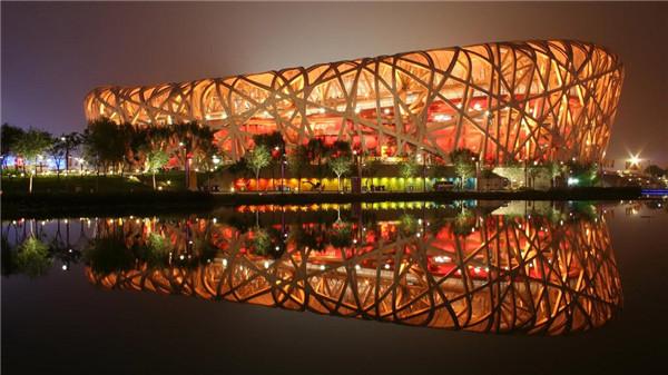 2008年奥运体育场馆-鸟巢