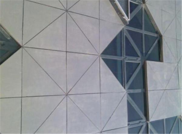 纤维水泥板外墙