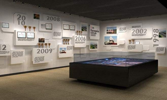 如何设计能让展厅充满空间感,看看宜昌展厅设计制作是怎么说的吧