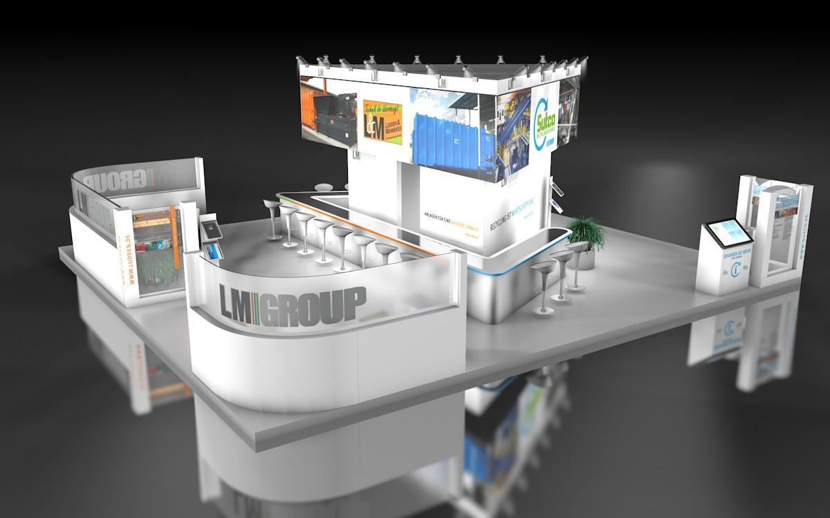 电子展览的展台搭建需要考虑因素与其他类型的搭建不同,要从细节入手